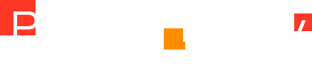 PRIVACY POLICY(プライバシーポリシー)