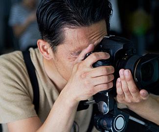 カメラマンを募集しています