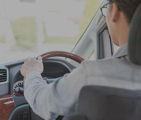 ドライバースタッフを募集しています